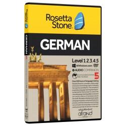 خودآموز زبان آلمانی Rosetta Stone German