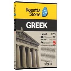 خودآموز زبان یونانی Rosetta Stone Greek