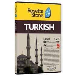 خودآموز زبان ترکی استانبولی Rosetta Stone Turkish