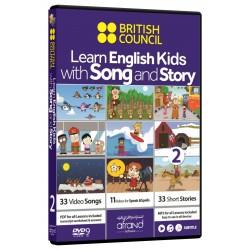 biritish Council Songs DVD 2