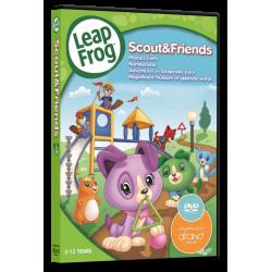 Scout & Friends-LeapFrog