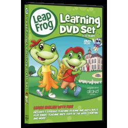 Leapfrog-Learning DVD Set