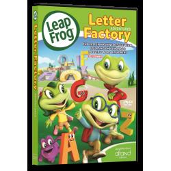 کارخانه حروف لیپ فراگ LeapFrog - Letter Factory Adventures