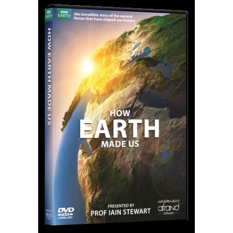 مستند How Earth Made Us